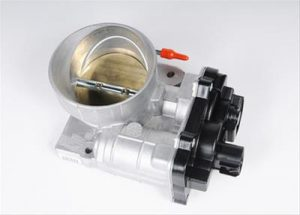 ACDelco throttle body assembly