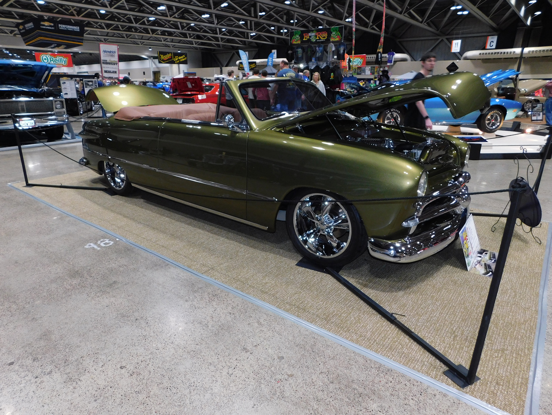 Photo Gallery Th Kansas City World Of Wheels OnAllCylinders - Kansas city car show