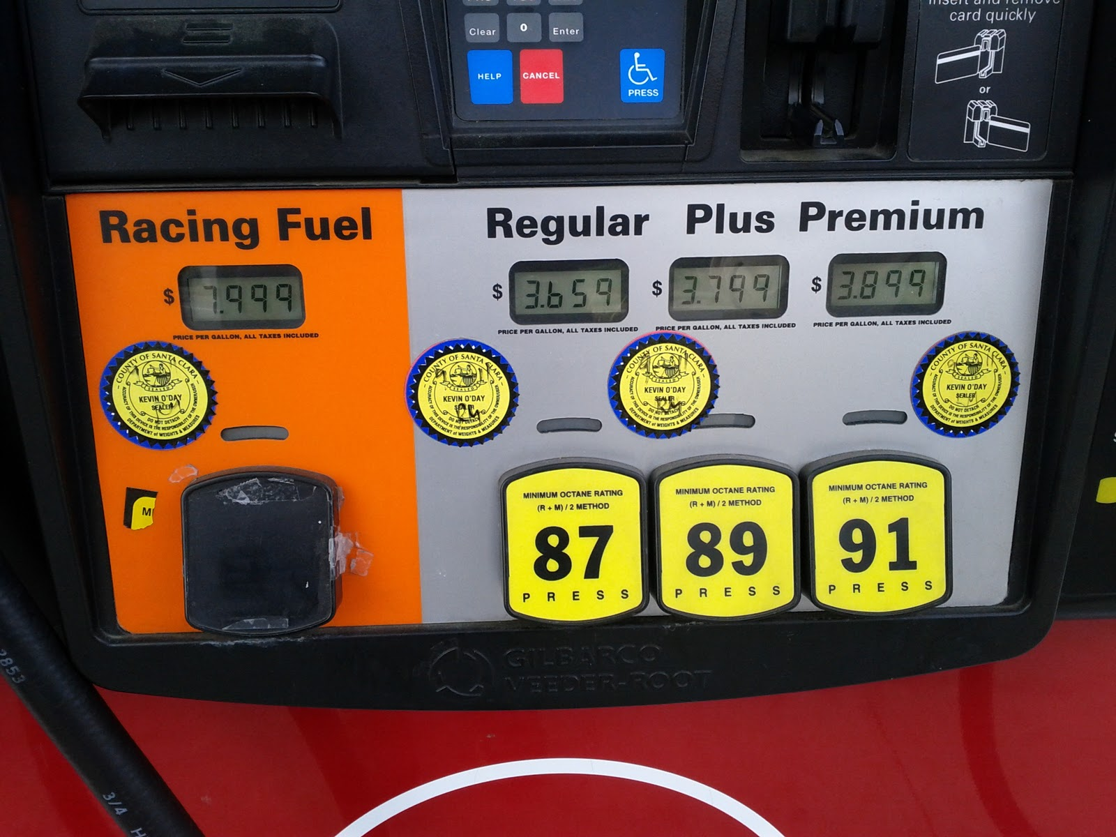 What Octane Is Racing Fuel >> Mailbag What You Should Know About Octane Ratings Avgas