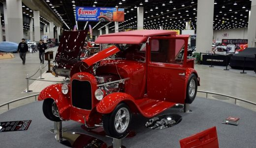 2017 Detroit Autorama Great 8 Images Leaked
