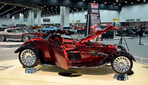 2017 Ridler Award Goes to 1933 Ford Roadster