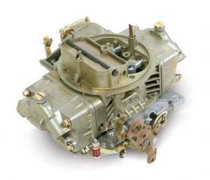 Holley 3310 carb