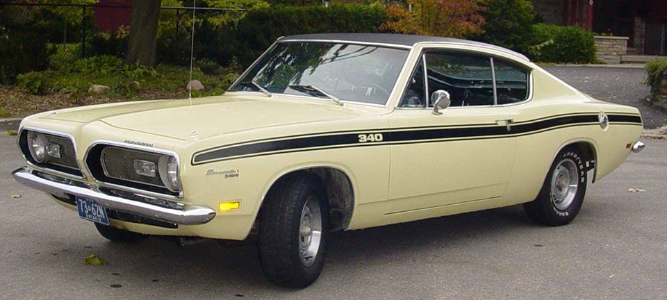 1969 Barracuda