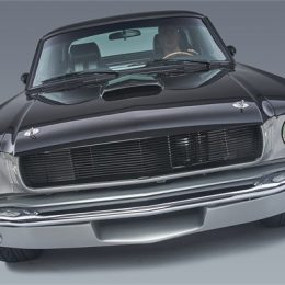 Jason Frazer's 1965 Ford Mustang (Image/Todd Biss Productions)
