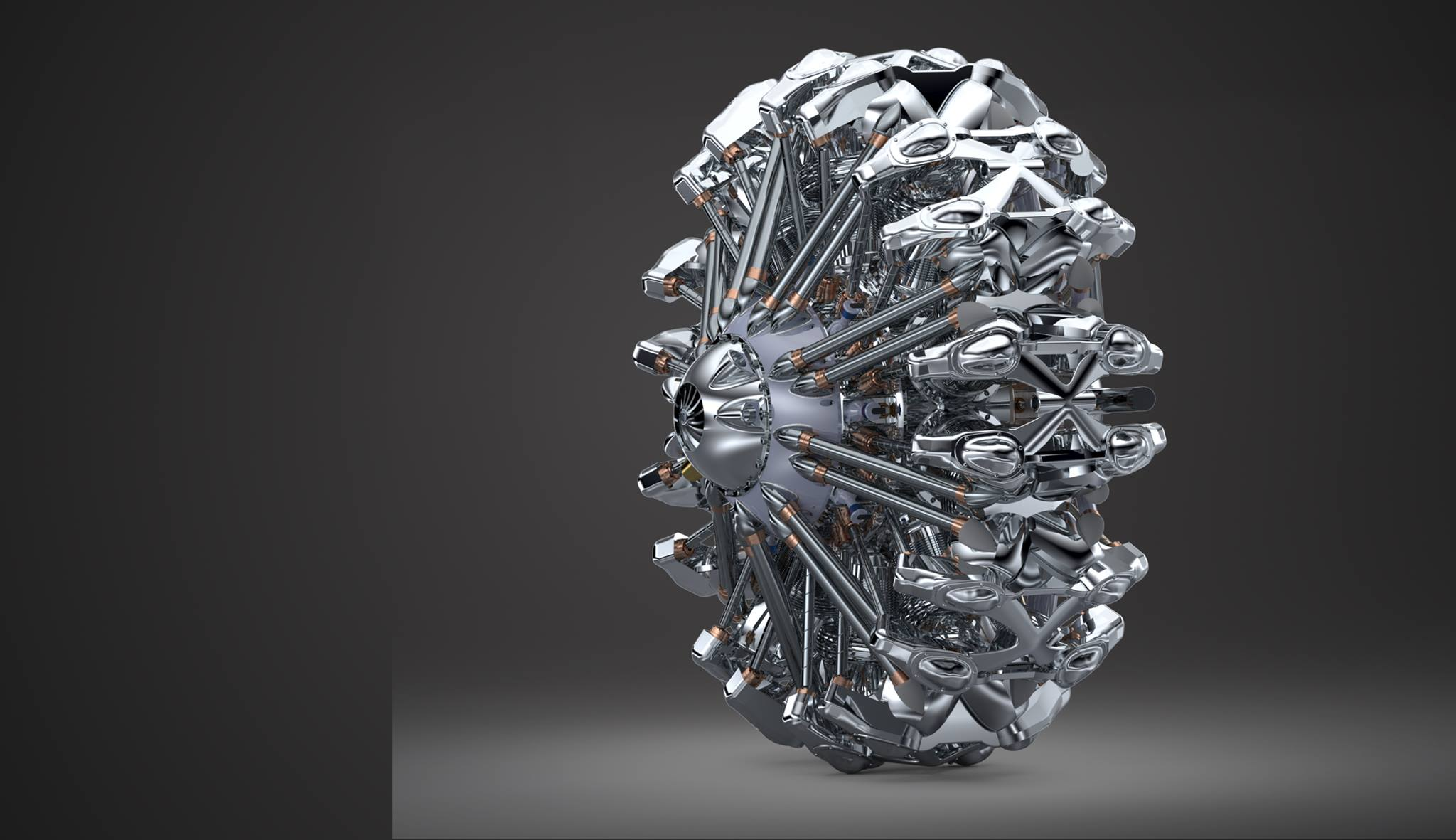 Radial Engine Innovation: Can the Radial Engine be the