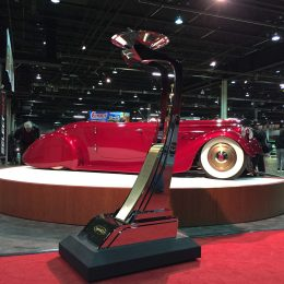 Legend Cup winner 2017 Chicago World of Wheels