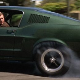 "Lost ""Bullitt"" Mustang Found in Mexico"