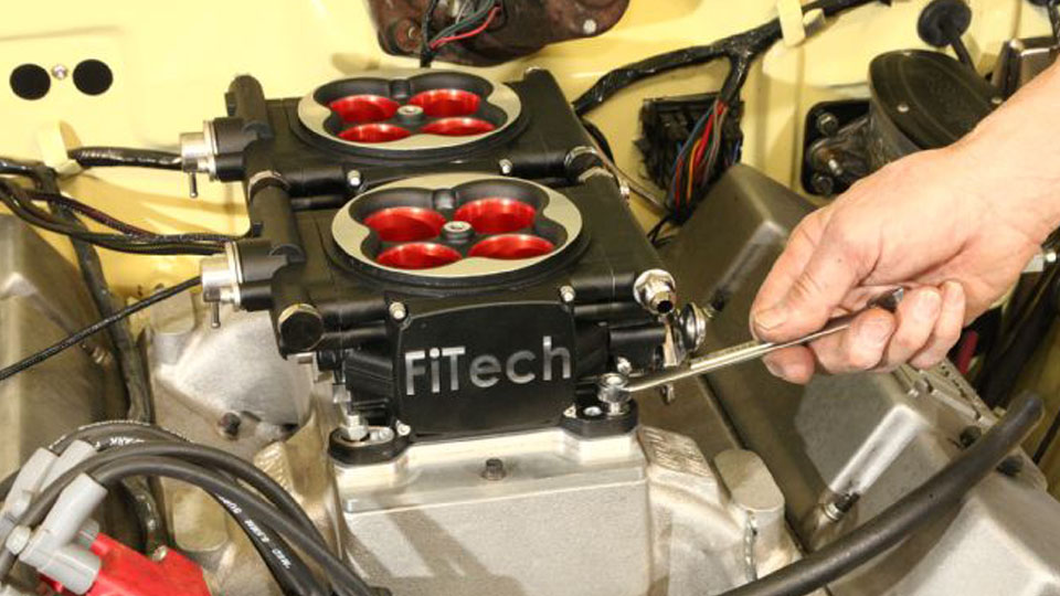 Self-Learning Fuel Injection Systems: Basics