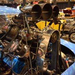 Photo Gallery: Engines of the 2017 Piston Powered Auto-Rama