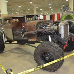 Exclusive Photo Gallery: The Amazing Trucks & Jeeps of the 2017 Piston Powered Auto-Rama