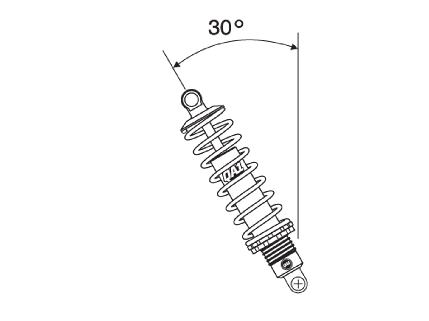 Right Angle Suspension : Quick tech determining spring rate correction for angle