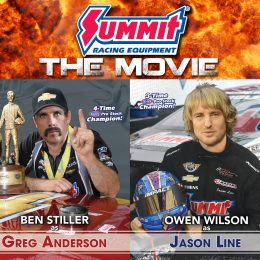EXCLUSIVE: See All 7 Cars Featured in the New Summit Racing Movie!