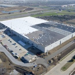EXCLUSIVE: Aerial View of Summit Racing's New Texas Facility Confirms—It's Texas Sized!