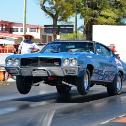 NHRA Pro Stock Champion Jason Line Returns to Sportsman Racing Roots