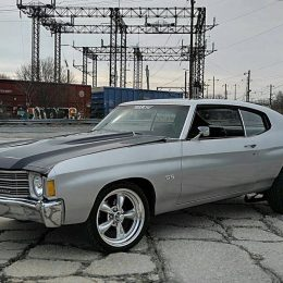 Top March 2017 Fan Ride: Chris Bowser's 1972 Chevrolet Chevelle