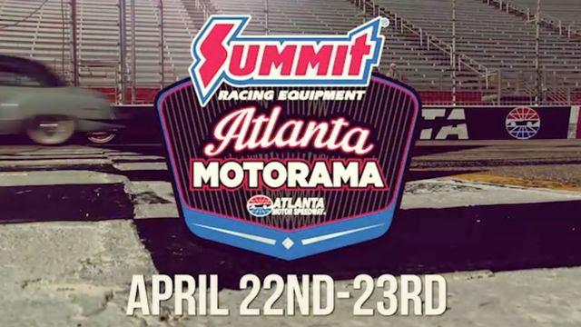 Summit Racing Equipment Atlanta Motorama 2017