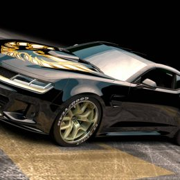 2017 pontiac trans am super duty 455