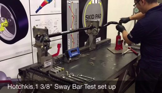 Video: Strength Testing Hollow Vs. Solid Sway Bars