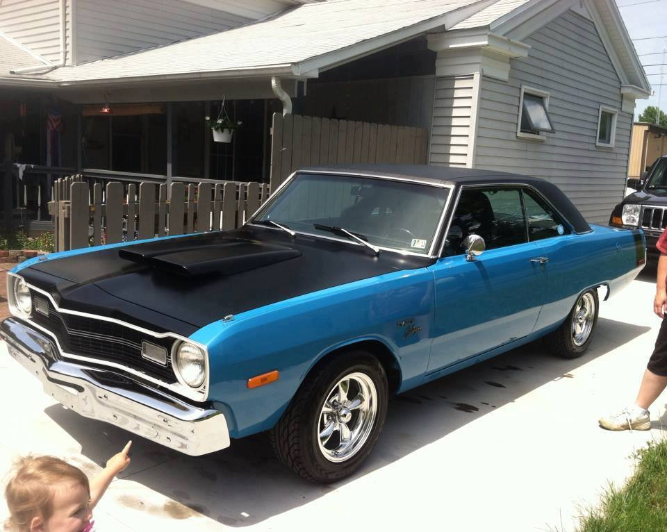 Devins 1973 dodge dart swinger