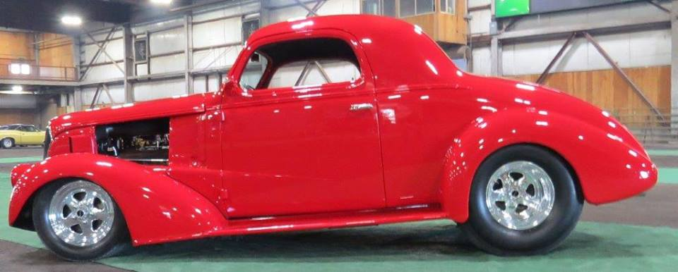 Georges 1937 chevy master deluxe