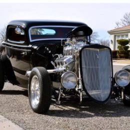 toms 1933 ford