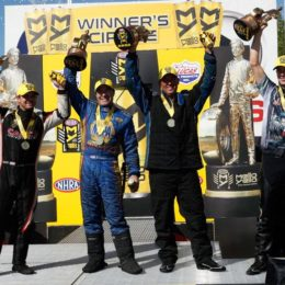 NHRA Southern Nationals Winners 2017
