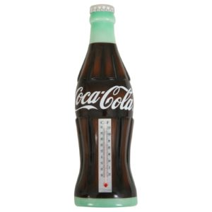 coke bottle thermometer