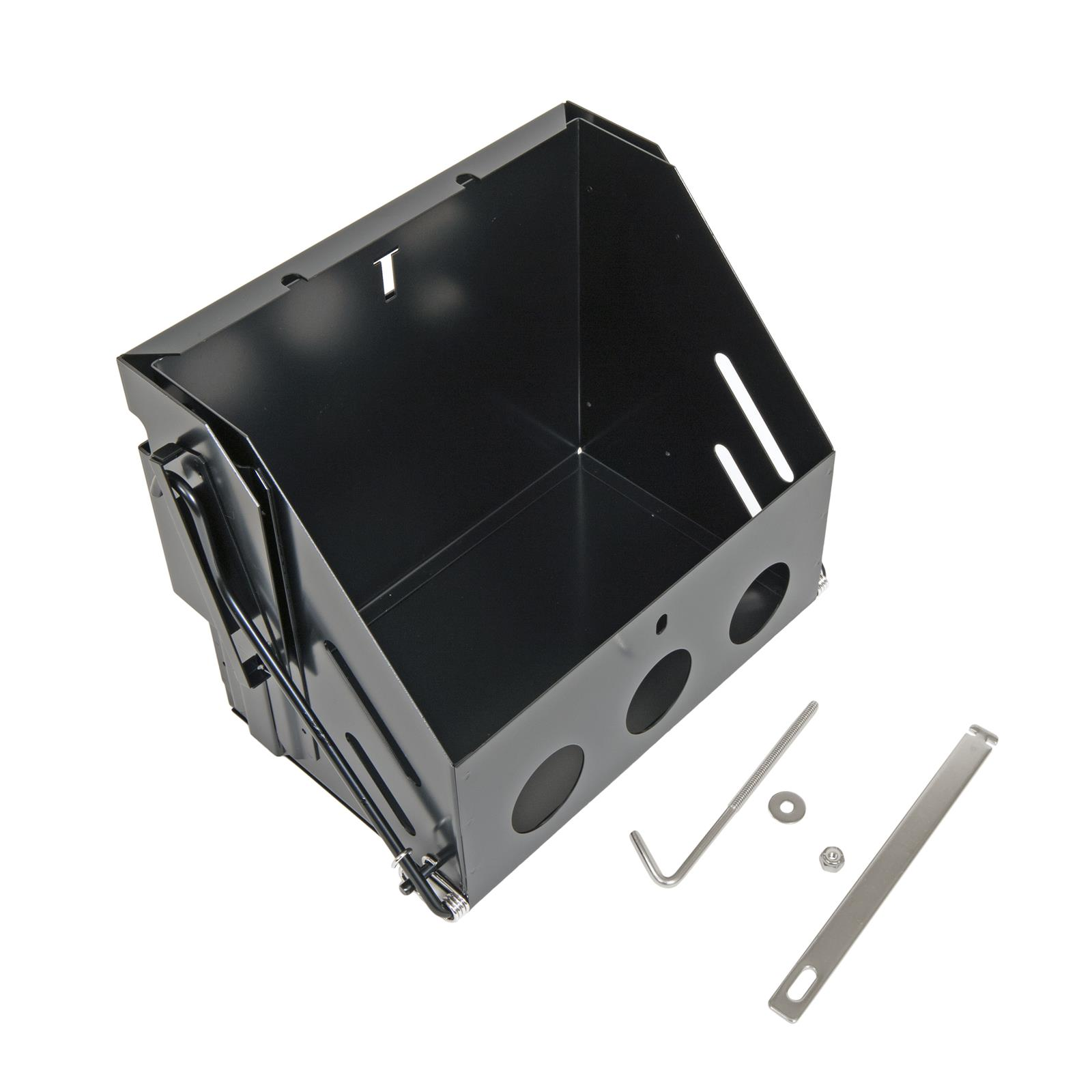 Summit Racing Drop-Down Battery Box  sc 1 st  OnAllCylinders & Parts Bin: Summit Racing-Brand Drop-Down Battery Boxes ... Aboutintivar.Com