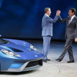 Ford Fires CEO Mark Fields, Promotes Driverless-Vehicle Leader Jim Hackett as Replacement