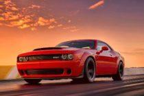 Dodge Reveals 2018 Challenger SRT Demon Pricing