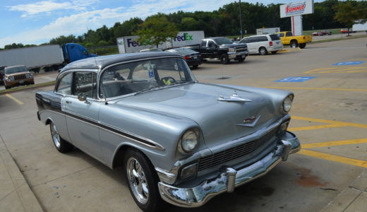 Lot Shots Find of the Week: 1956 Chevy Bel-Air Two-Door Coupe