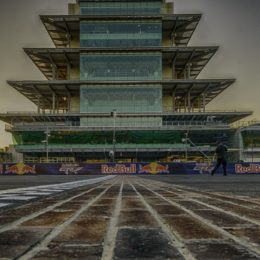 Indy 500 bricks