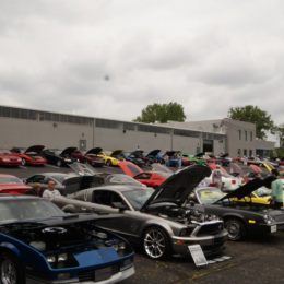 On Saturday, June 3, Bowtie and Blue Oval devotees will converge at Summit Racing's Retail Superstore in Tallmadge, OH for the 10th Anniversary Camaro vs. Mustang Showdown.