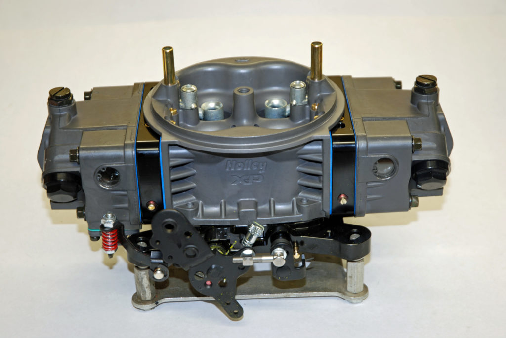 Ram Air Carb : Holley redesigned its legendary carburetor for racers