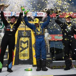 nhra thunder valley nationals winners 2017