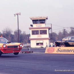 Bangshiftin' & Roadtrippin' (Down Memory Lane): 1973 NHRA Summernationals Photo Gallery