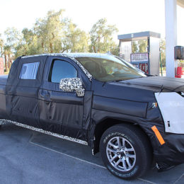 First Glimpse of the 2019 Chevy Silverado 1500 Diesel?