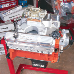 Monday Mailbag: Proper Intake Gasket Installation Sequence for Chrysler 440 Engines