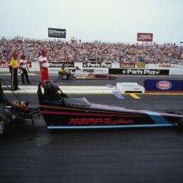 Original NHRA Summit Racing Jr. Drag Racing League Competitor Returns to Where it All Began