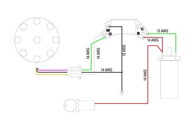 HEI-wiring-diagram Hei Ignition Wiring Diagram on