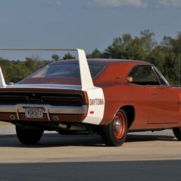 The Reader-Voted Top 10 Cars of the 1960s: #9 – 1969 Dodge Charger Daytona