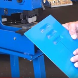 Video: How to Make Perfect Louvers with Mittler Bros. Louver Punch