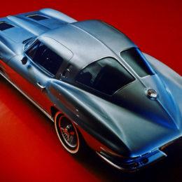 Top Cars of the 60s: #7 – 1963 Corvette Stingray Split-Window