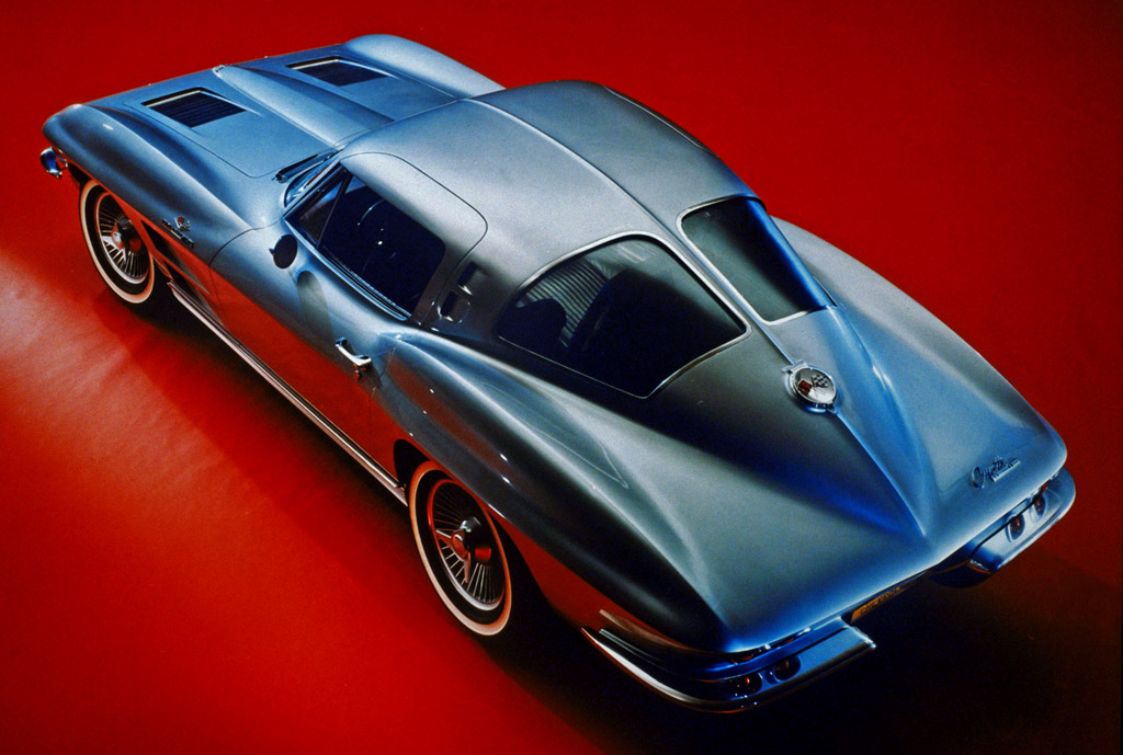 1963 Corvette Stingray Split Window Coupe