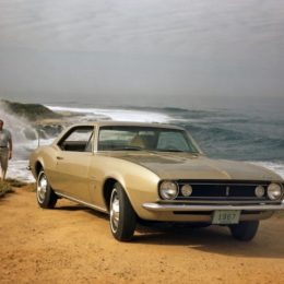 Watch the Original Chevy-Produced Camaro Video About the Birth of a Legend