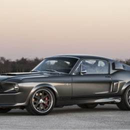 Top Cars of the '60s: #6 – 1967 Ford Mustang Shelby GT500