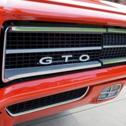 "Top Cars of the '60s: #4 – 1969 Pontiac GTO ""The Judge"""