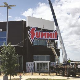 SPY SHOTS: Summit Racing's Massive New Texas Facility Nears Completion!