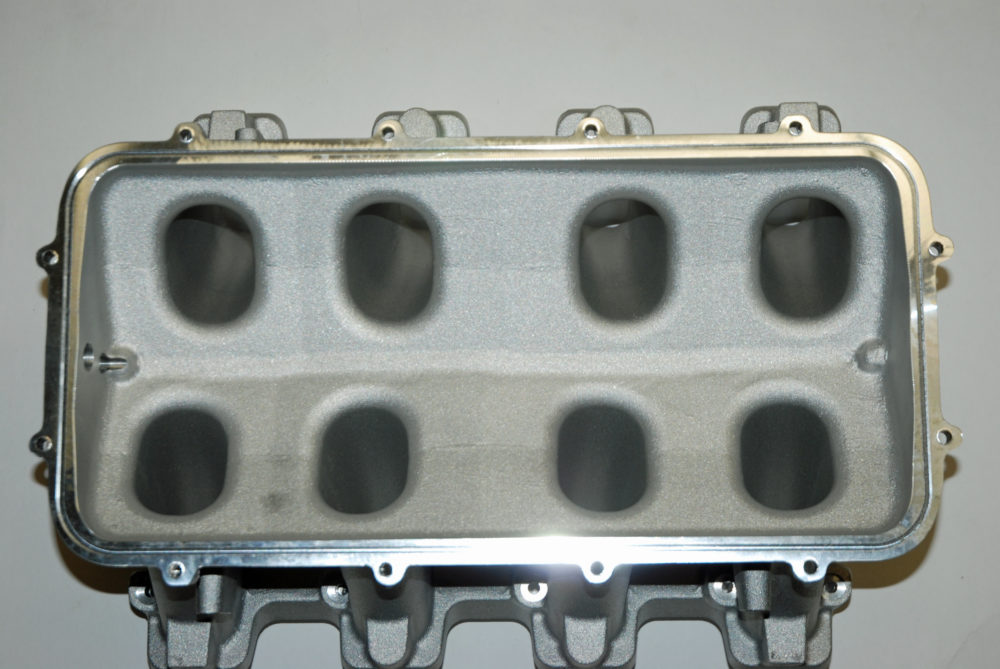 Holley LS Tunnel Ram intake manifold