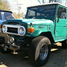 1976 FJ-40 Toyota by cruisersolutions